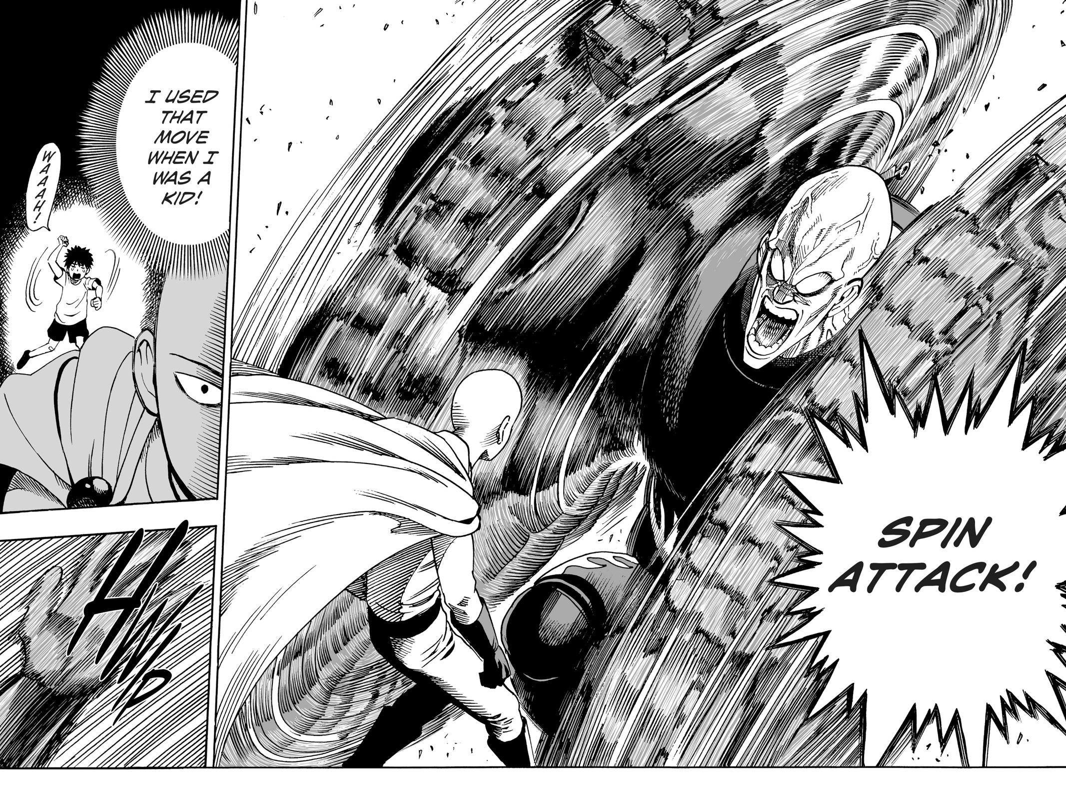 One-Punch Man, Chapter 14 image 008