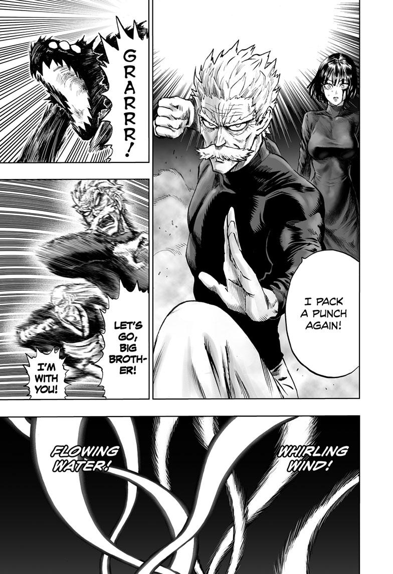 One-Punch Man, Chapter 122 image 015