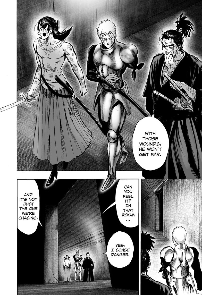 One-Punch Man, Chapter 112 image 012