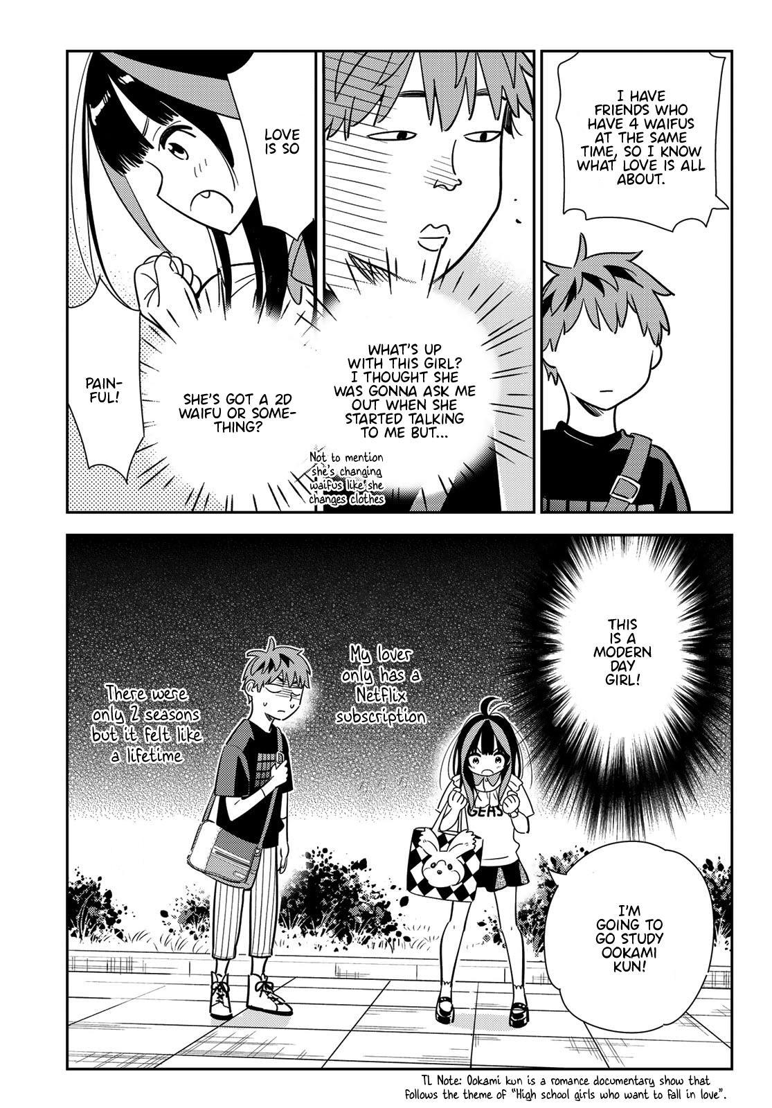 Kanojo Okarishimasu, Chapter 106 image 018