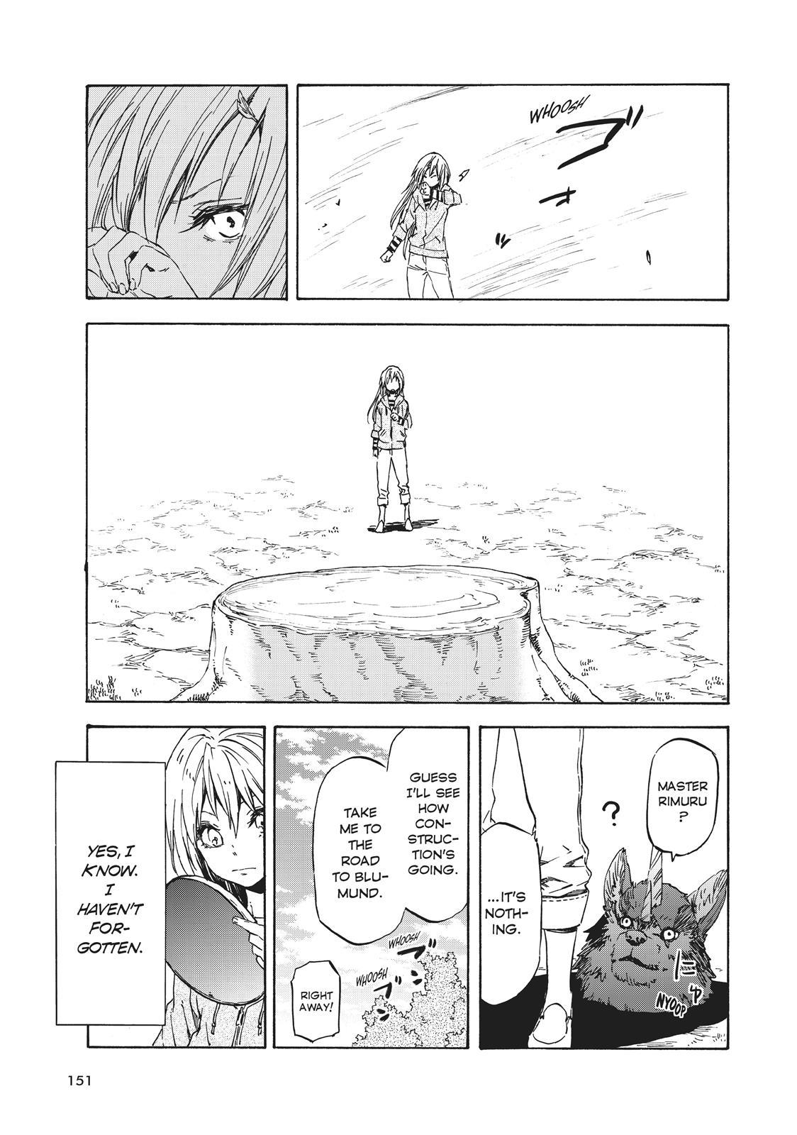 Tensei shitara Slime Datta Ken, Chapter 39 image 035