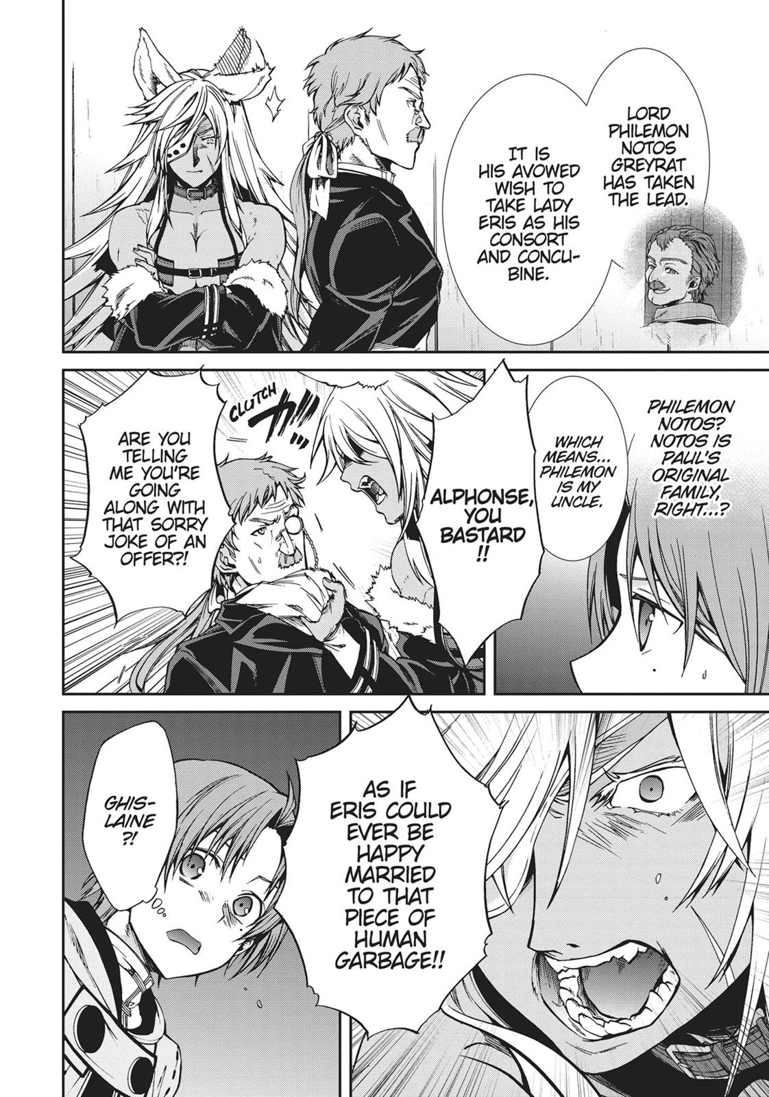 Mushoku Tensei, Chapter 50 image 012