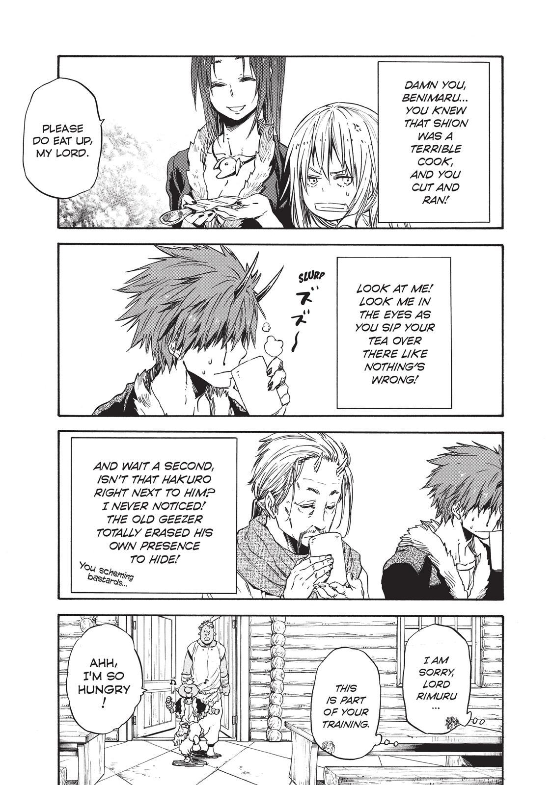 Tensei shitara Slime Datta Ken, Chapter 16 image 011