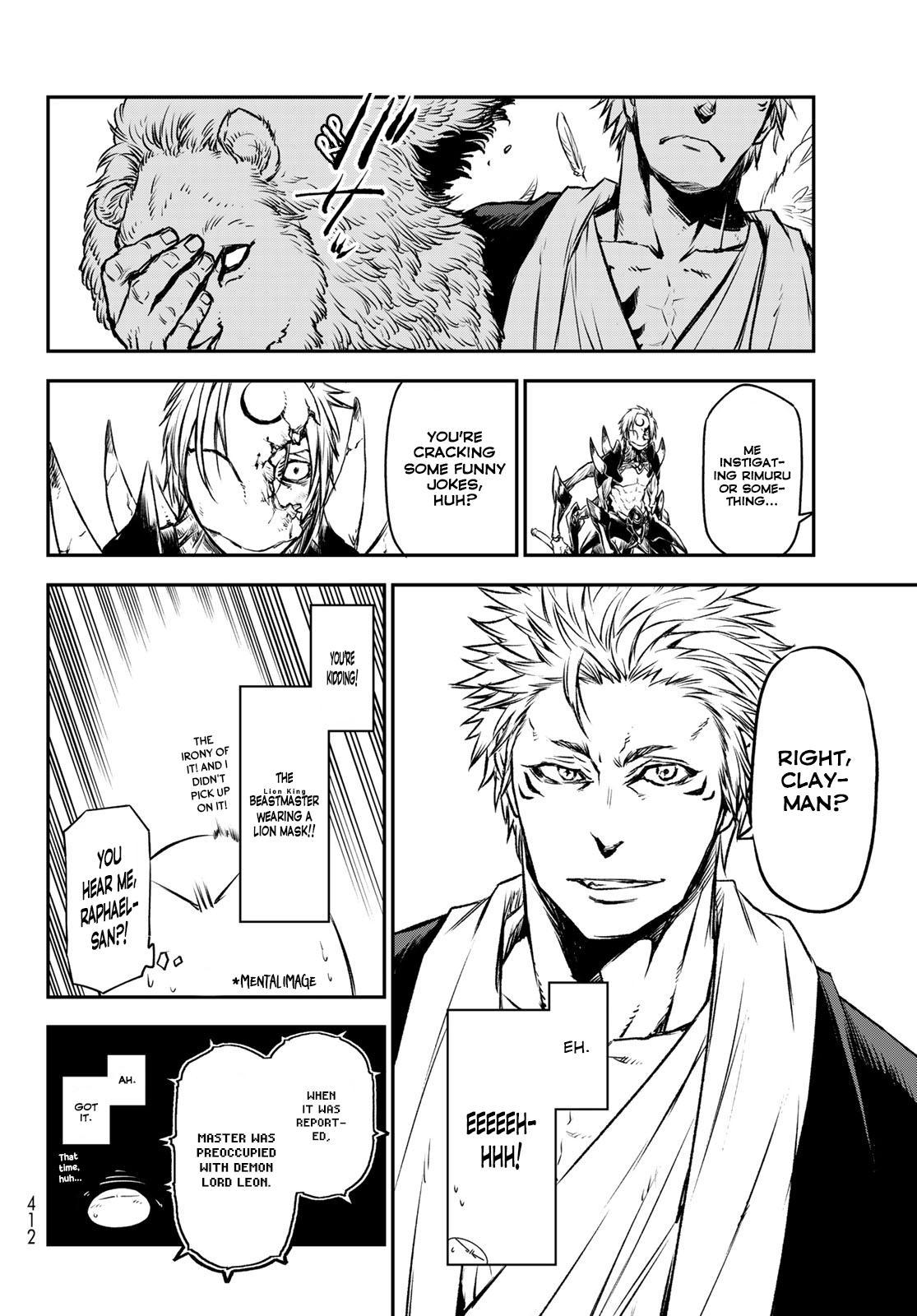 Tensei shitara Slime Datta Ken, Chapter 84 image 026
