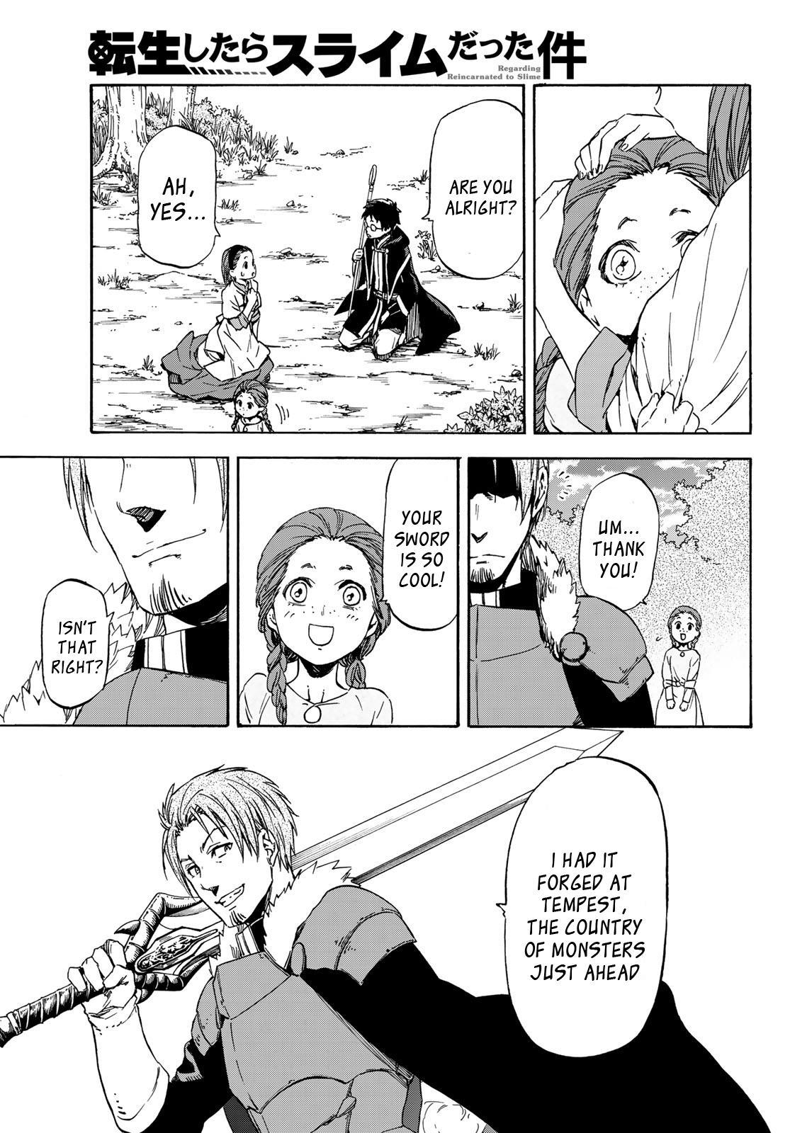 Tensei shitara Slime Datta Ken, Chapter 40 image 016