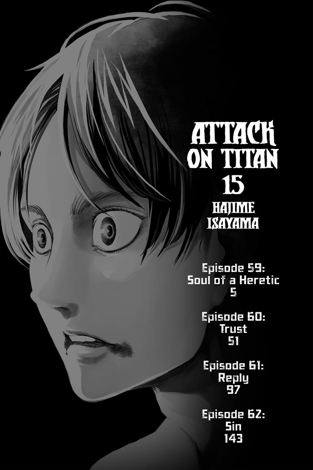 Attack On Titan, Episode 59 image 003