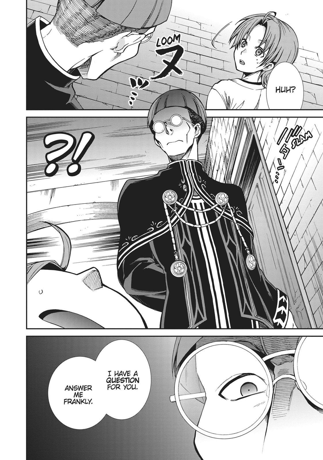 Mushoku Tensei, Chapter 45 image 014