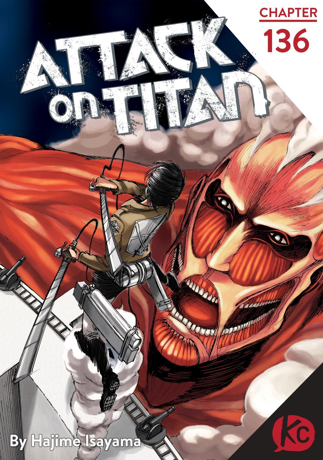 Attack On Titan, Episode 136 image 001