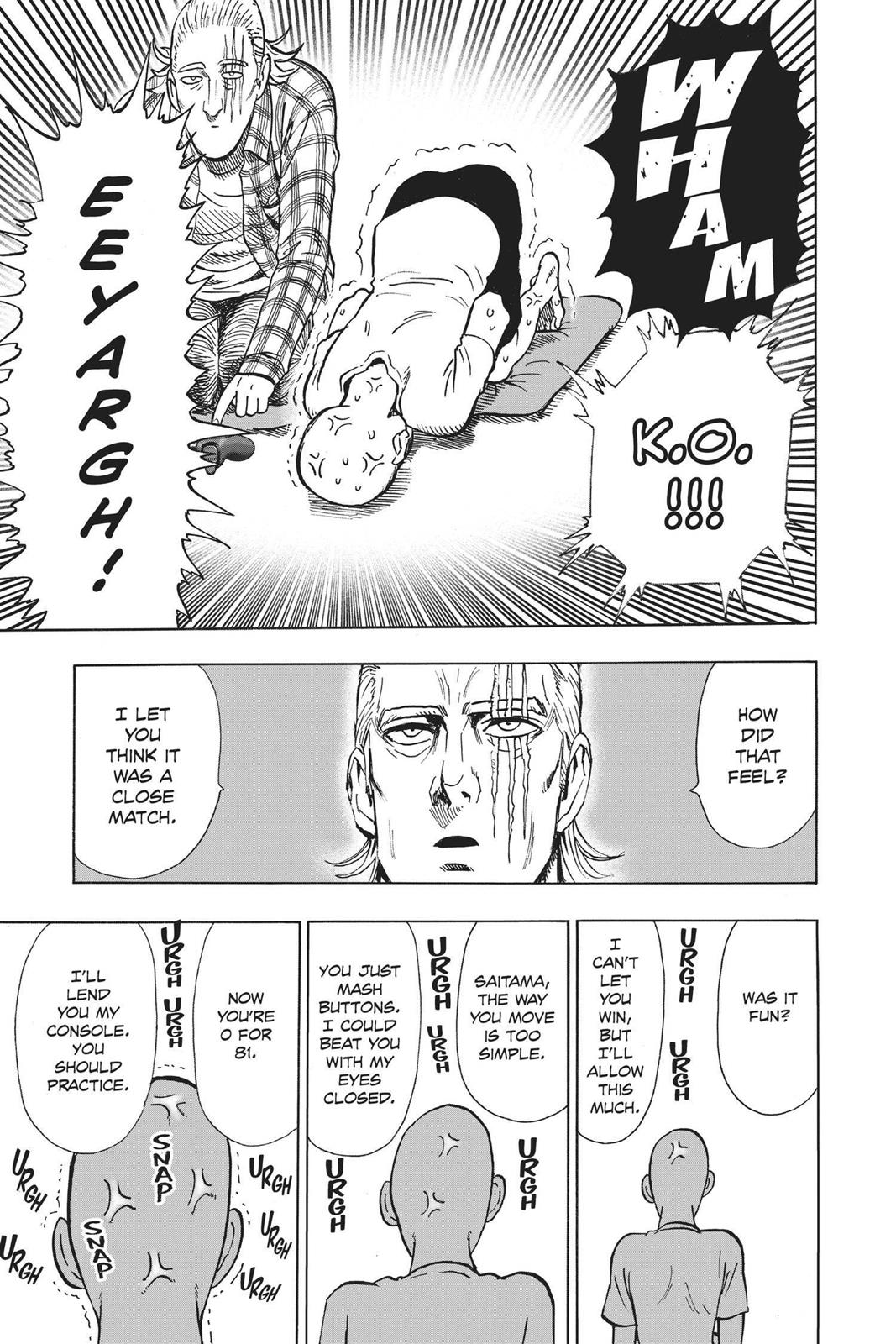 One-Punch Man, Chapter 83 image 015