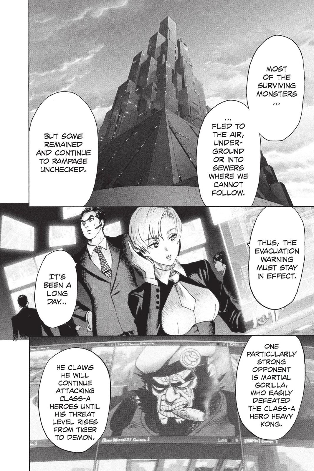 One-Punch Man, Chapter 78 image 026
