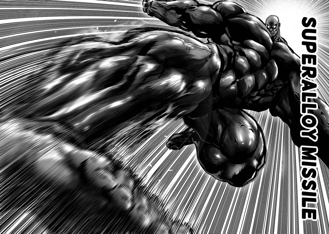 One-Punch Man, Chapter 138 image 022