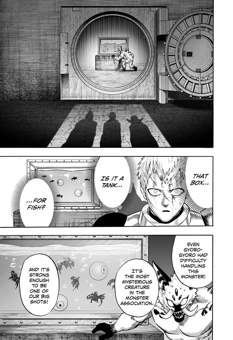One-Punch Man, Chapter 112 image 013