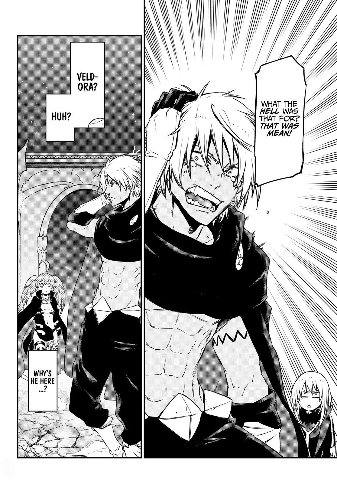 Tensei shitara Slime Datta Ken, Chapter 83 image 020