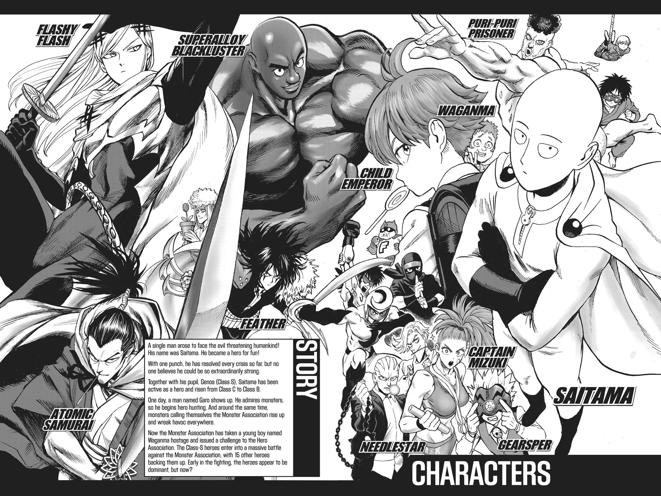 One-Punch Man, Chapter 97 image 005