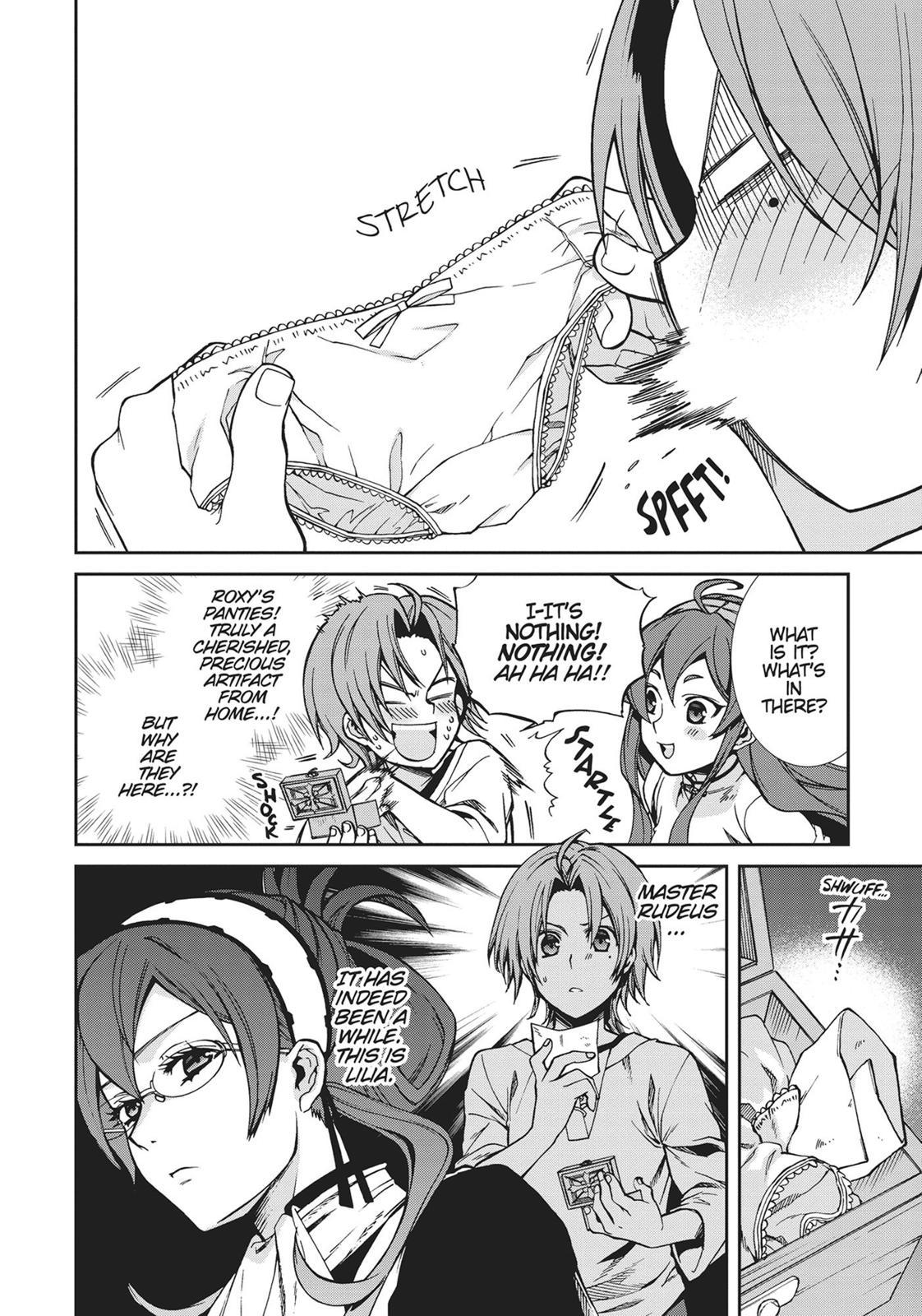 Mushoku Tensei, Chapter 43 image 018