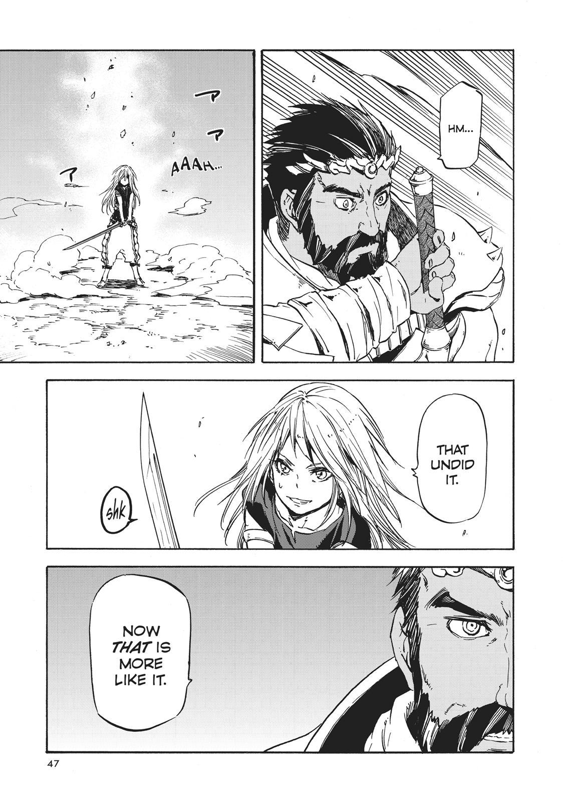 Tensei shitara Slime Datta Ken, Chapter 28 image 046
