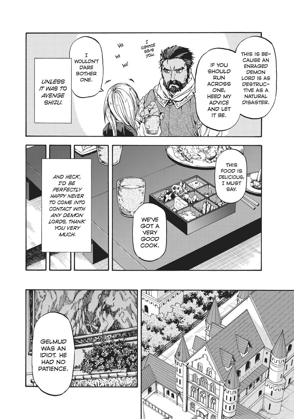 Tensei shitara Slime Datta Ken, Chapter 29 image 002