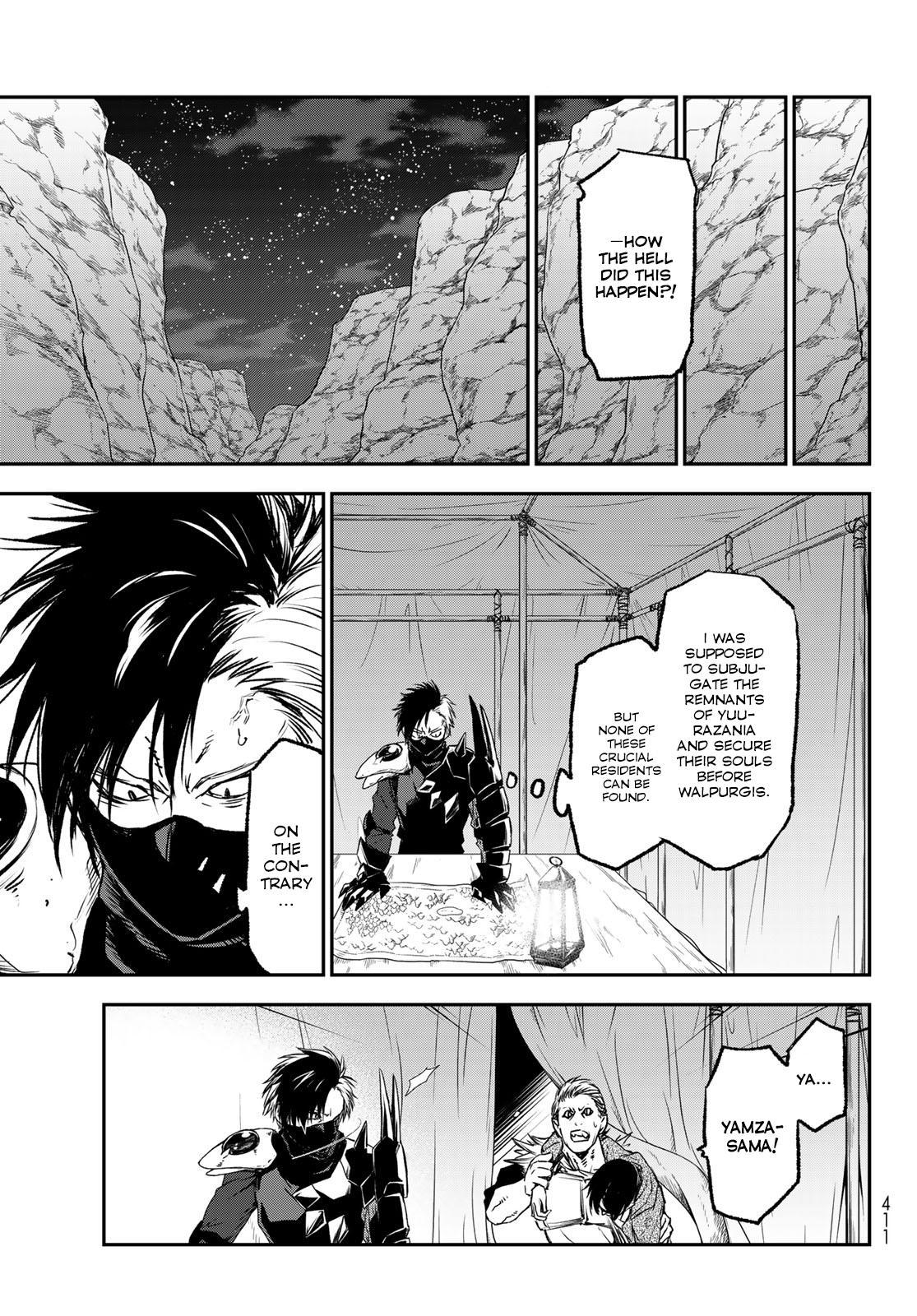 Tensei shitara Slime Datta Ken, Chapter 78 image 027
