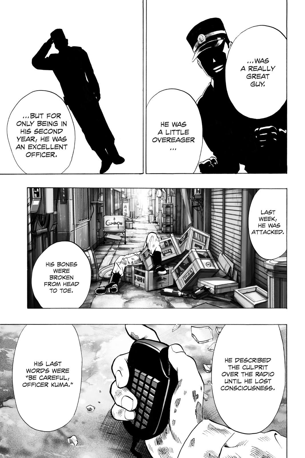 One-Punch Man, Chapter 37.7 image 007