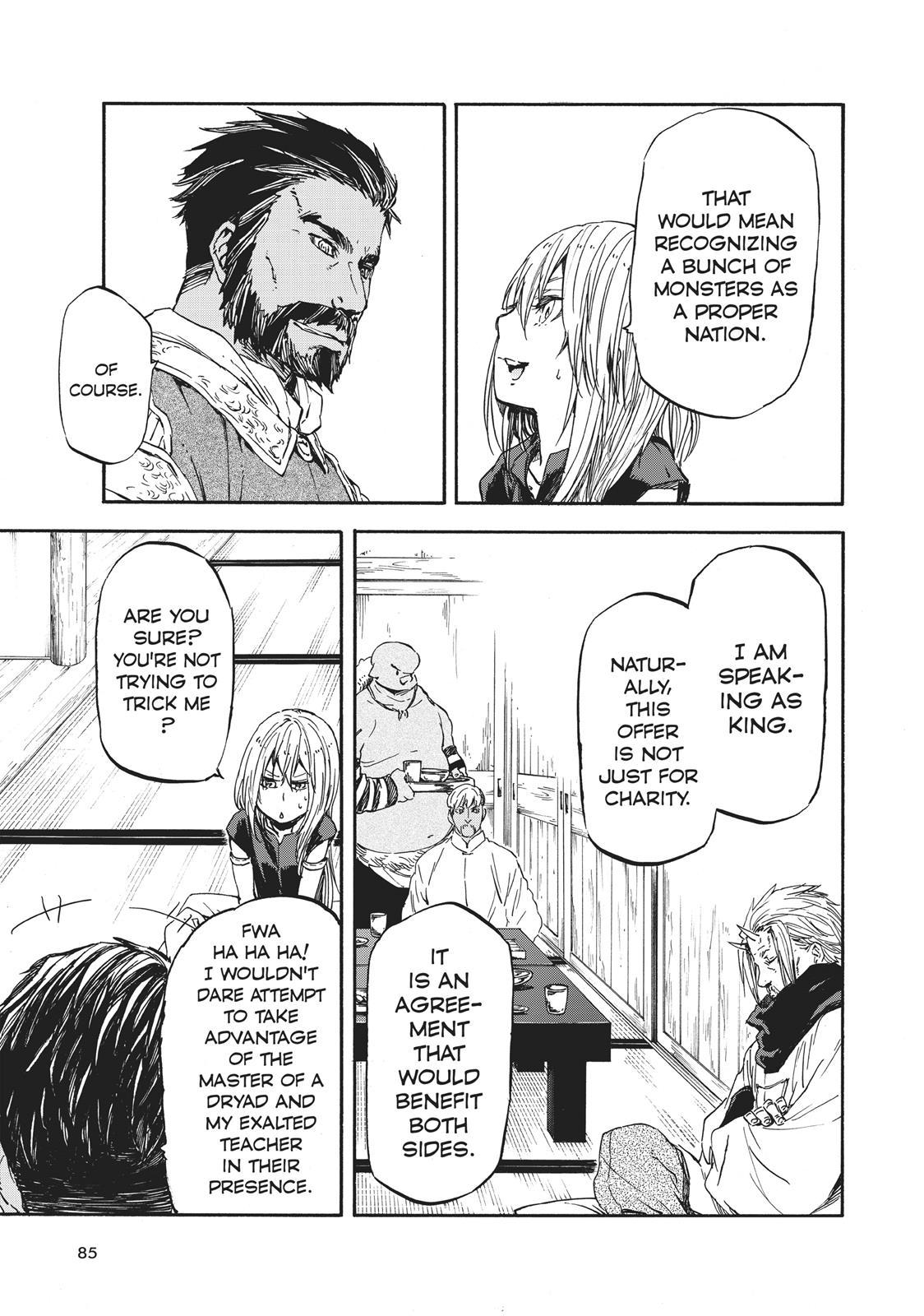 Tensei shitara Slime Datta Ken, Chapter 29 image 025