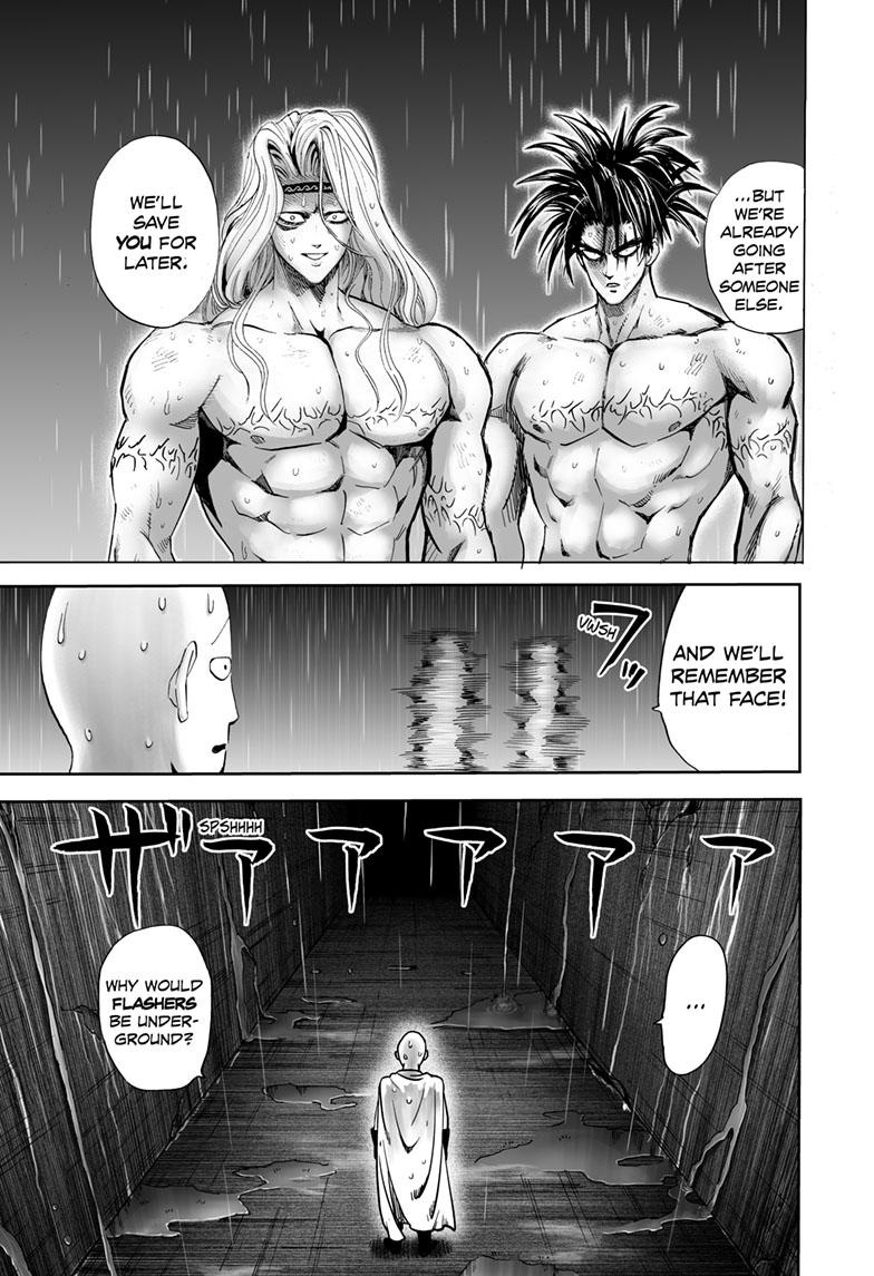 One-Punch Man, Chapter 98.5 image 024