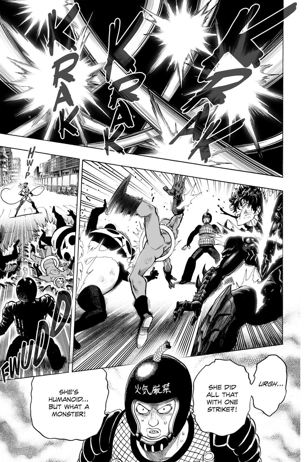 One-Punch Man, Chapter 61 image 003
