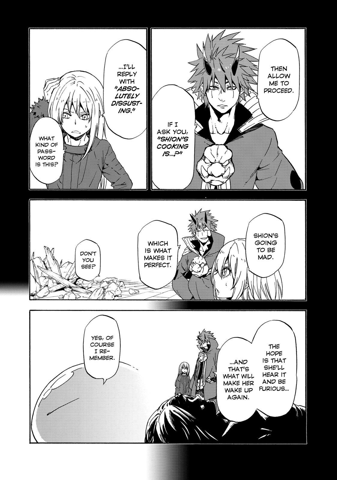 Tensei shitara Slime Datta Ken, Chapter 69 image 010