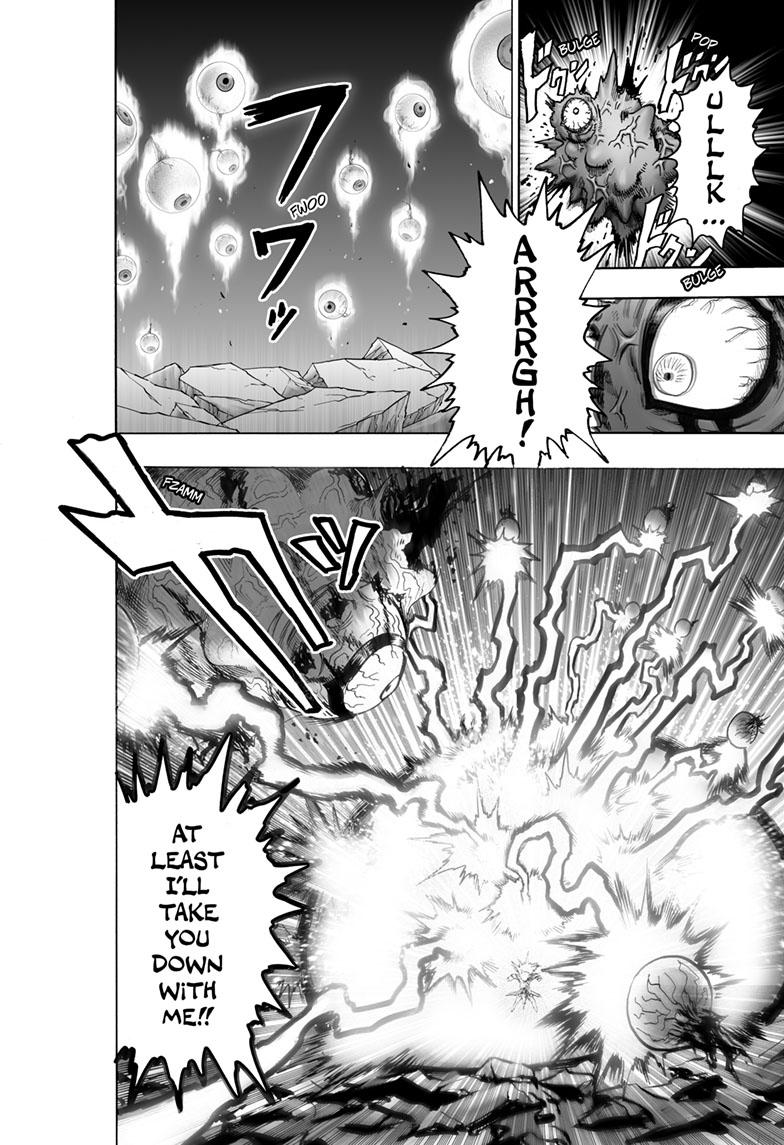 One-Punch Man, Chapter 107 image 006