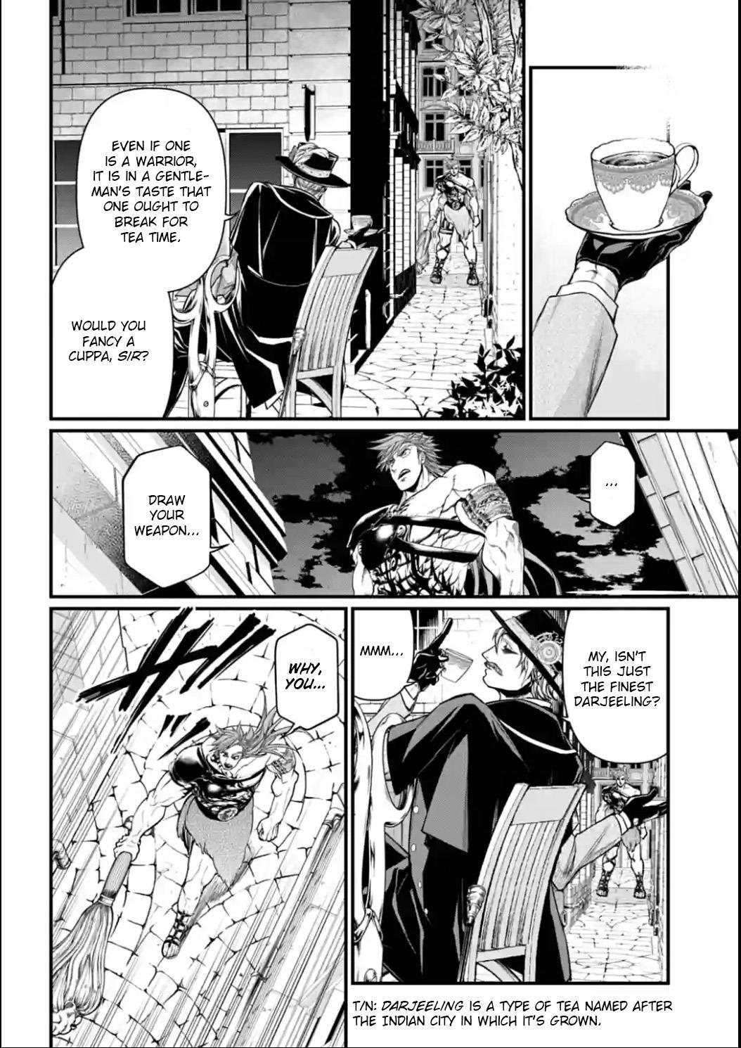 Shuumatsu no Valkyrie, Chapter 21 image 020