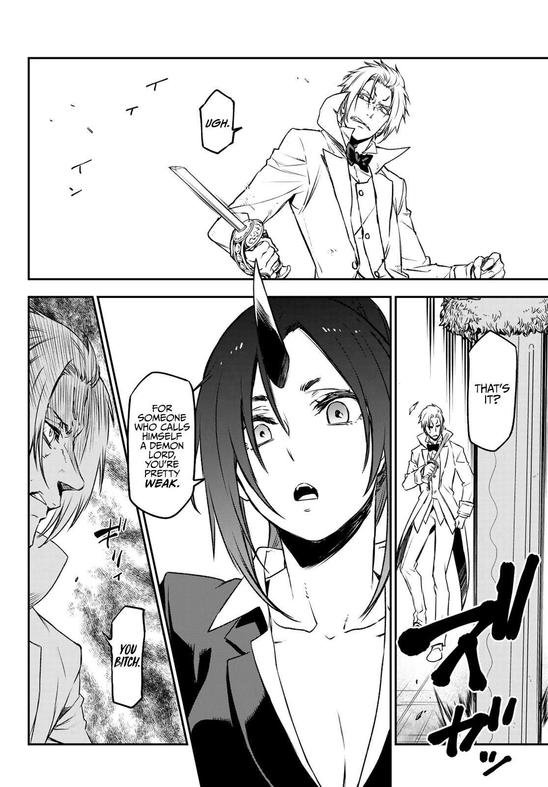 Tensei shitara Slime Datta Ken, Chapter 83 image 009