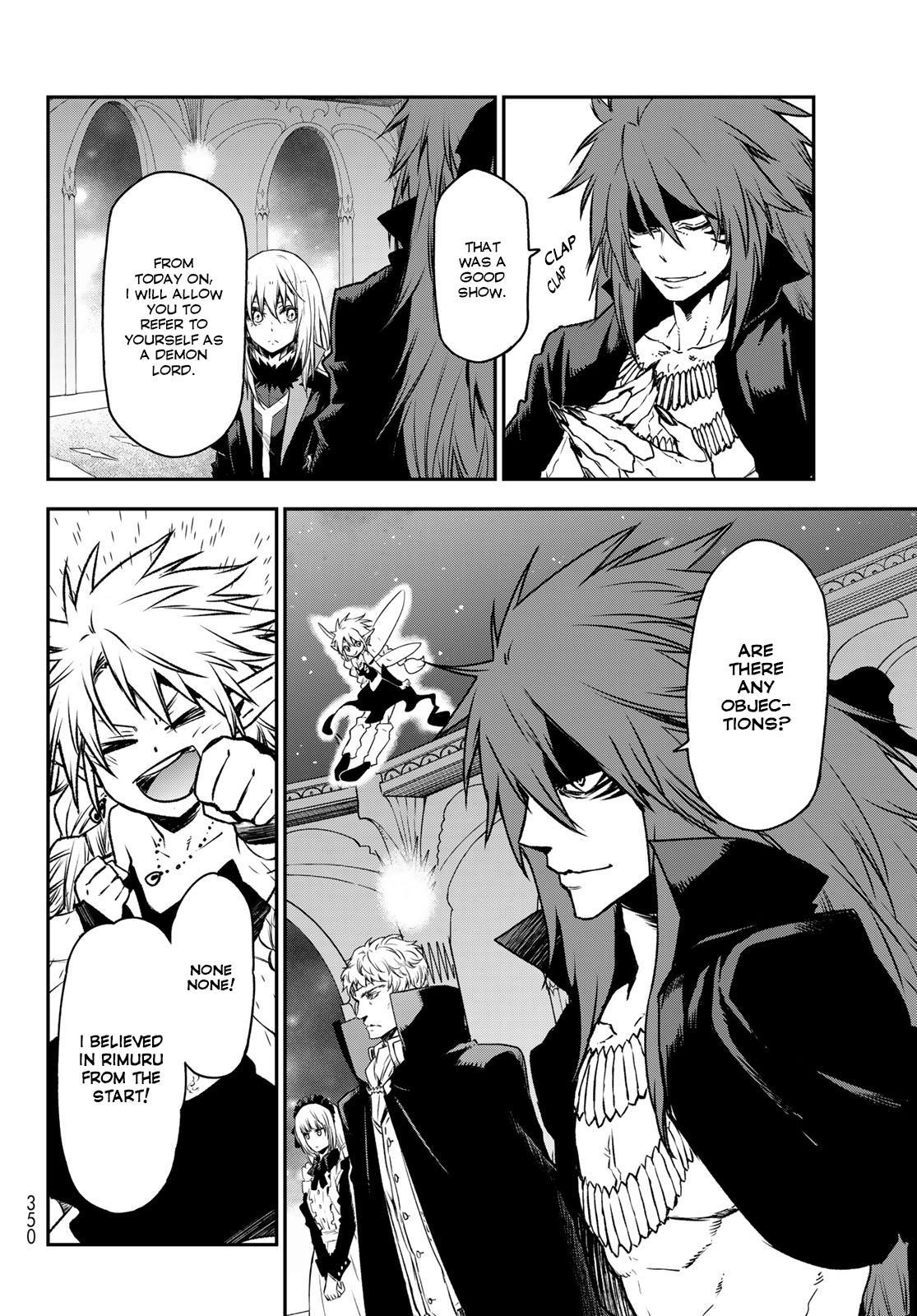 Tensei shitara Slime Datta Ken, Chapter 85 image 022