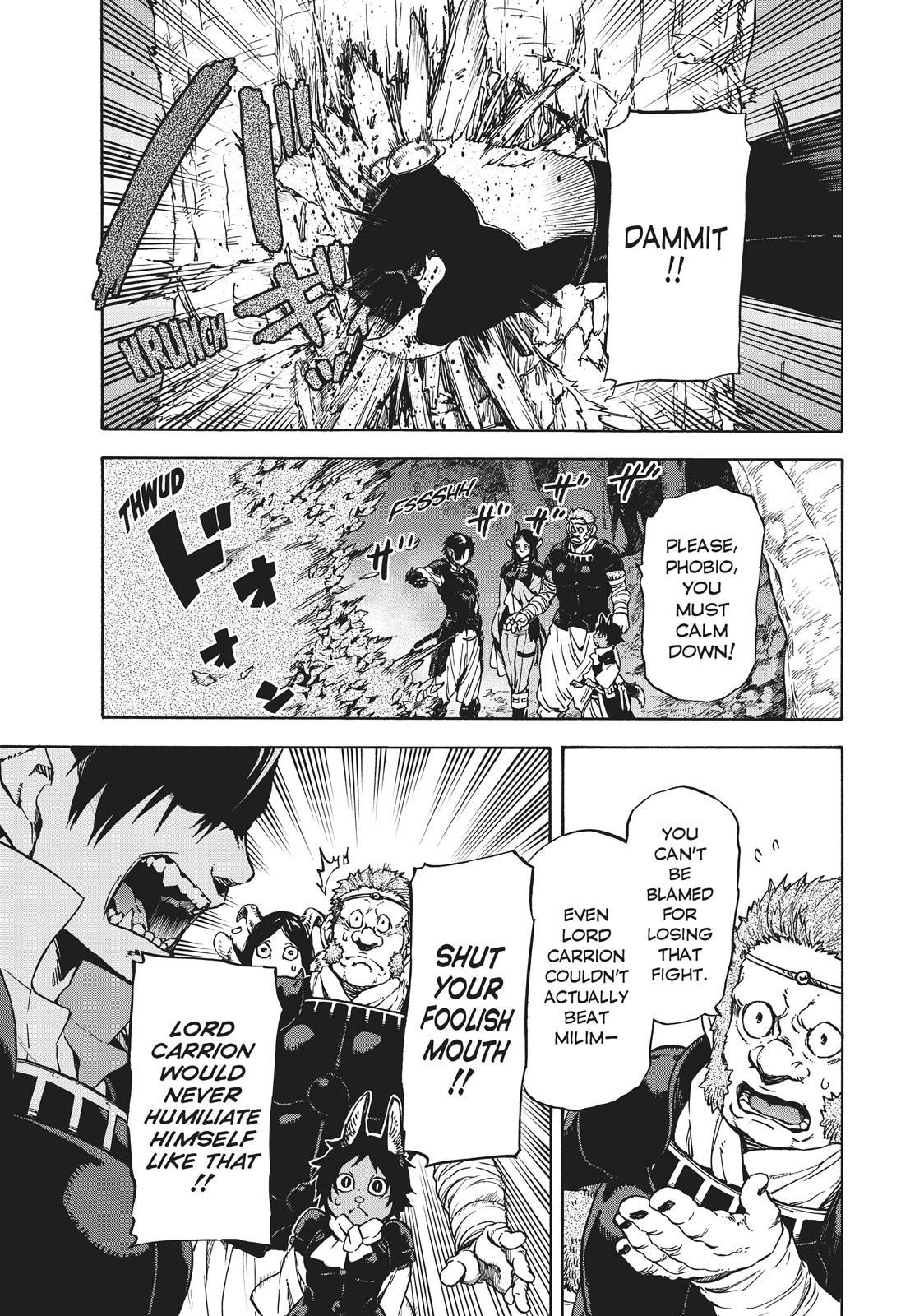 Tensei shitara Slime Datta Ken, Chapter 36 image 007