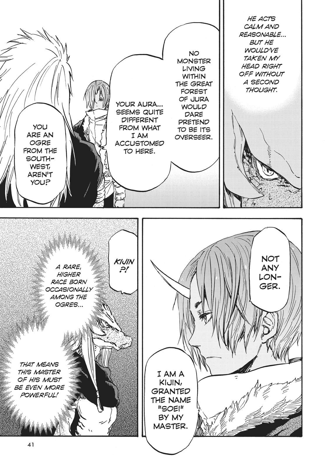 Tensei shitara Slime Datta Ken, Chapter 19 image 007
