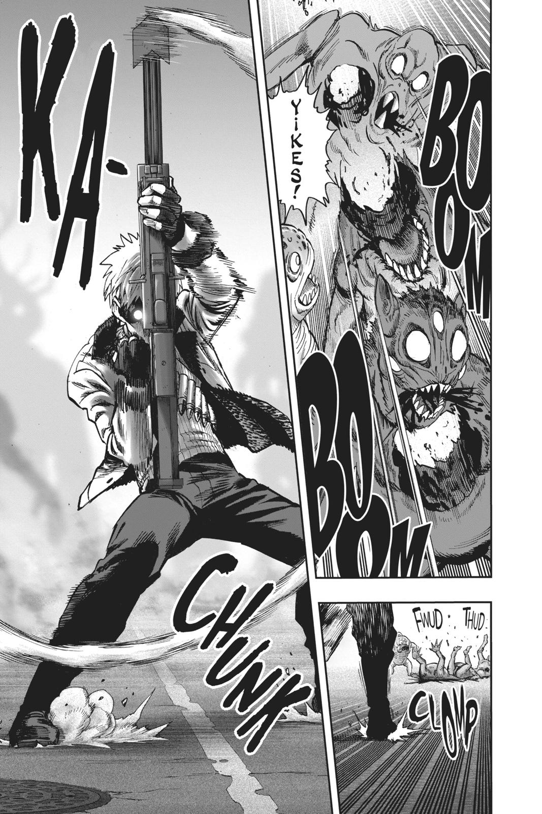 One-Punch Man, Chapter 96 image 047