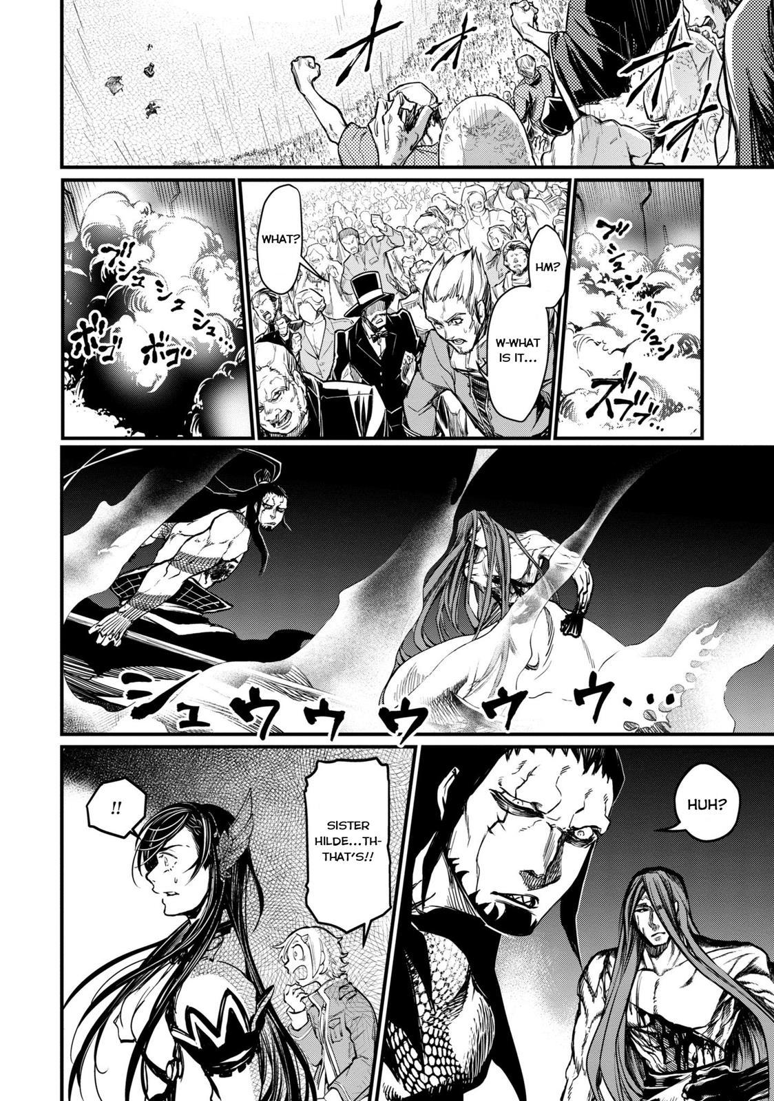 Shuumatsu no Valkyrie, Chapter 4 image 015