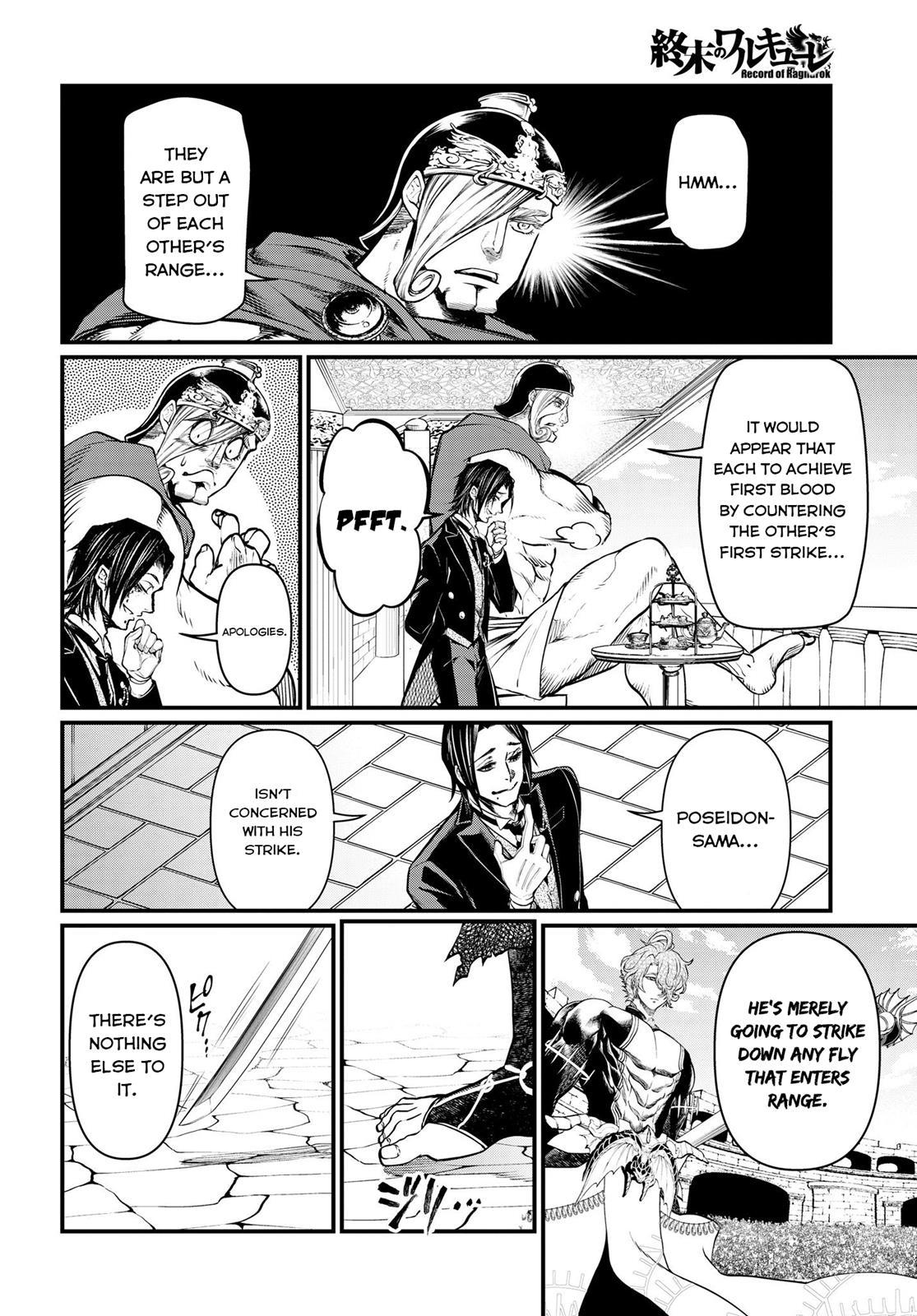 Shuumatsu no Valkyrie, Chapter 15 image 005