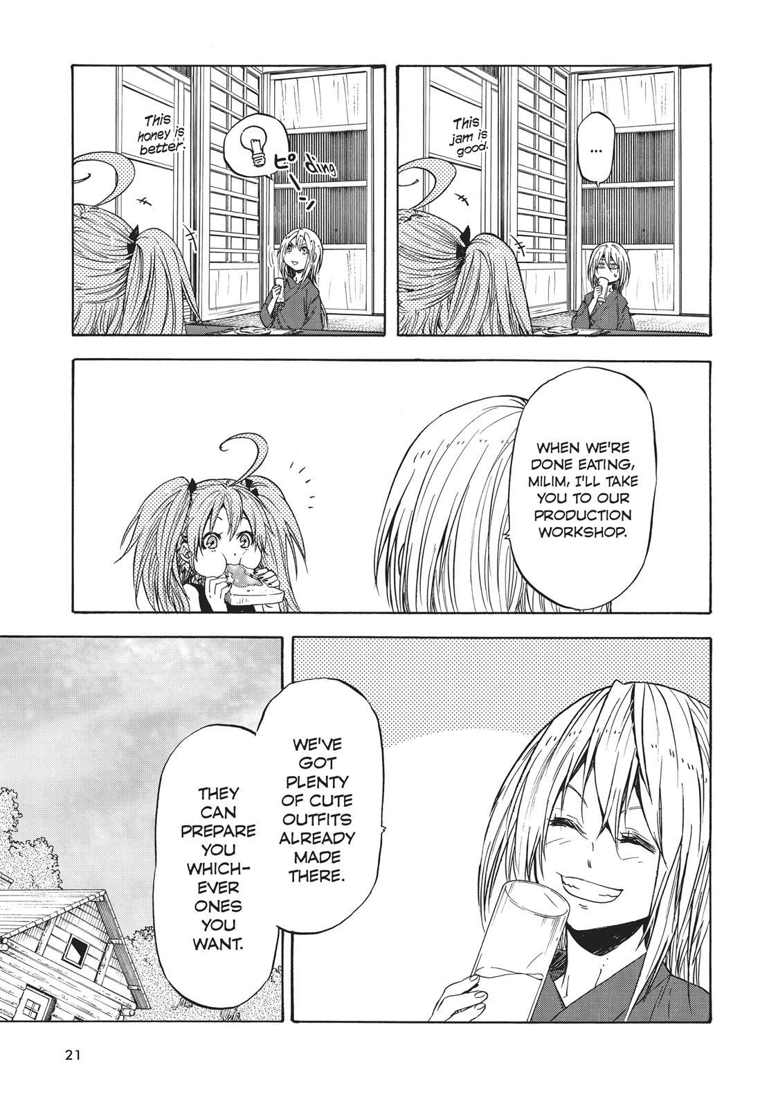 Tensei shitara Slime Datta Ken, Chapter 32 image 021