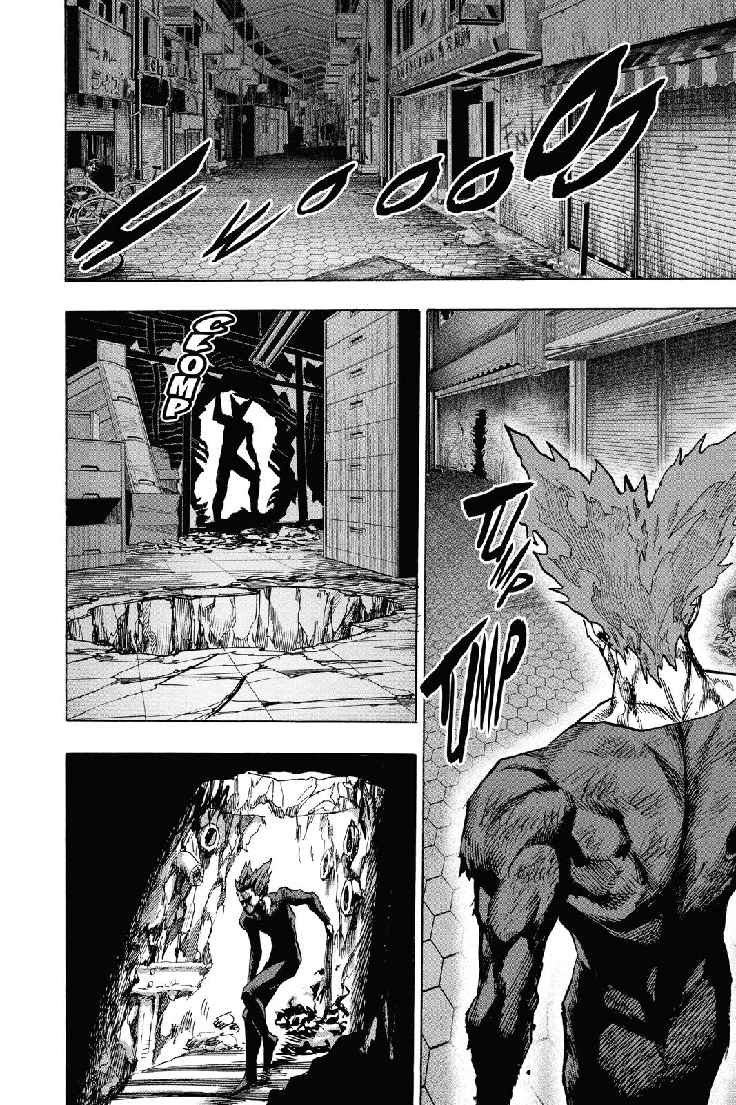 One-Punch Man, Chapter 92 image 002