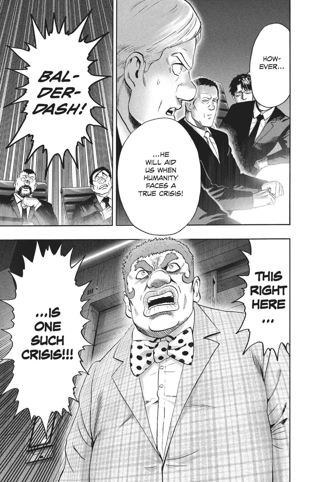 One-Punch Man, Chapter 86 image 005