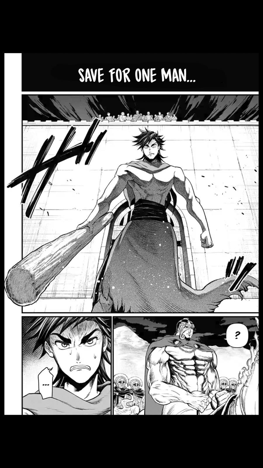 Shuumatsu no Valkyrie, Chapter 23 image 002