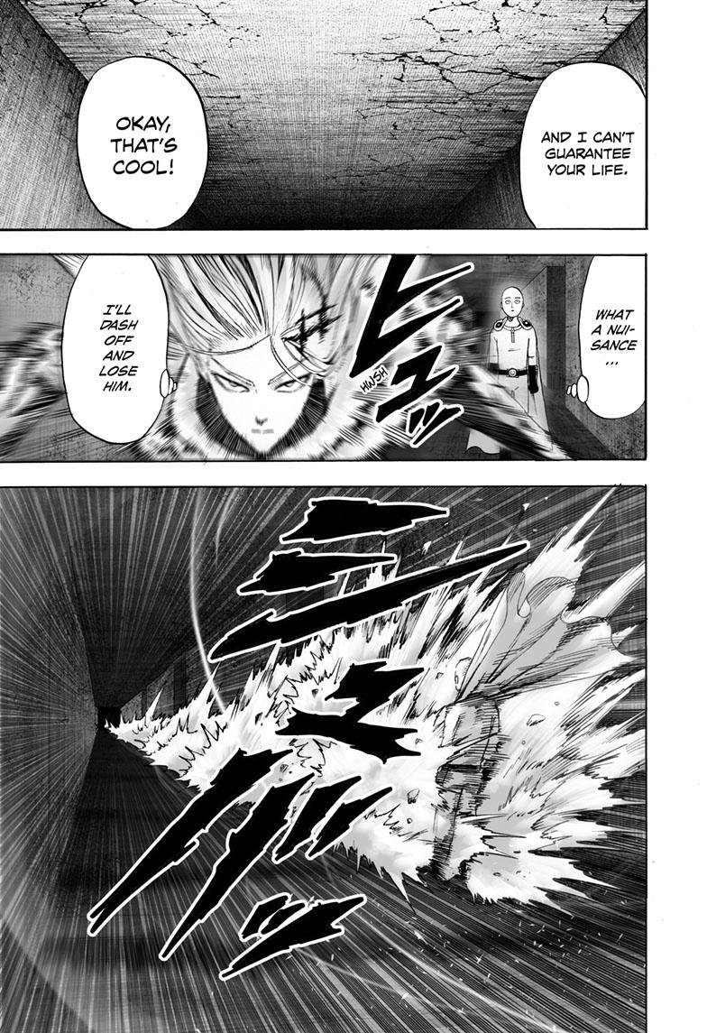 One-Punch Man, Chapter 113 image 026