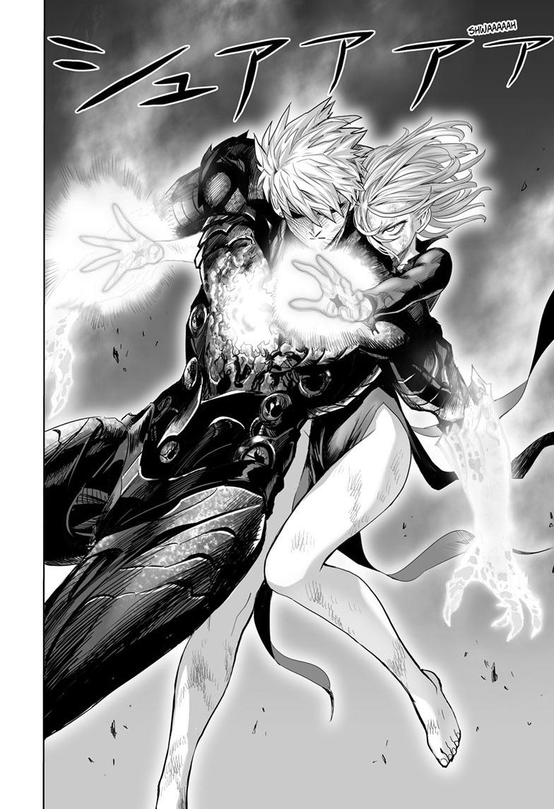One-Punch Man, Chapter 132 image 011