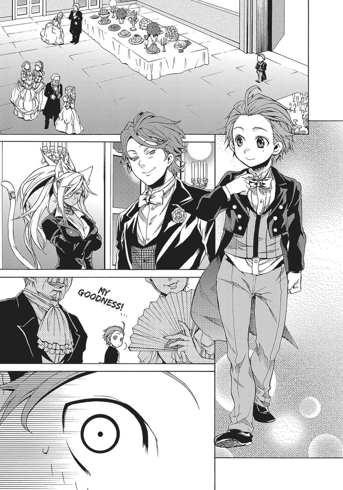 Mushoku Tensei, Chapter 10 image 025