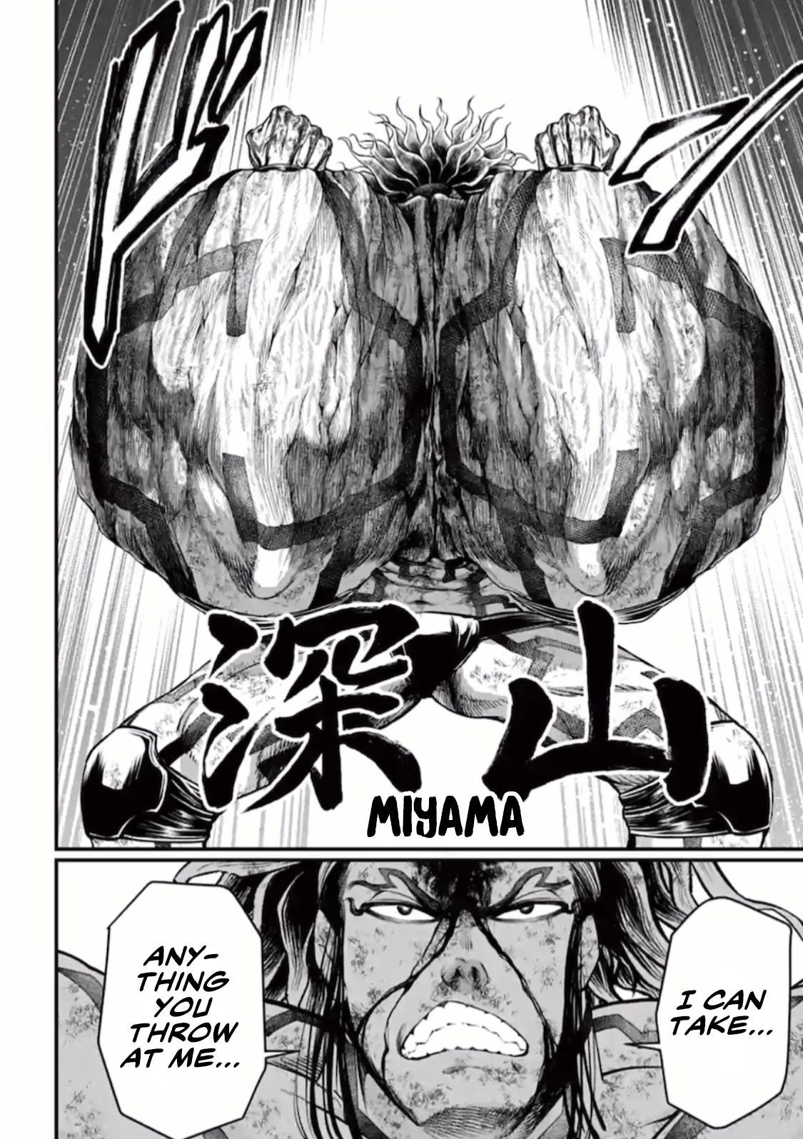 Shuumatsu no Valkyrie, Chapter 38 image 023