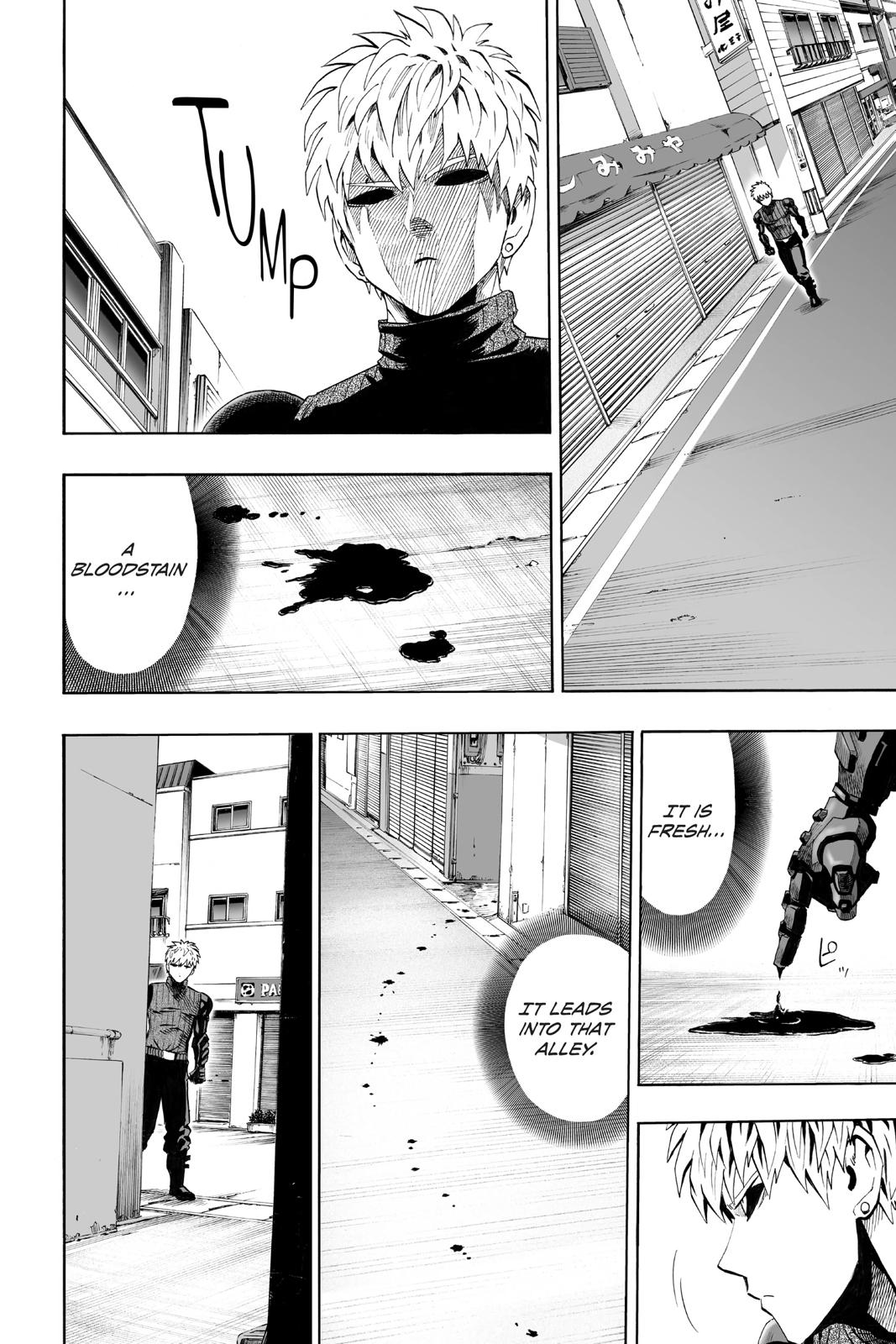 One-Punch Man, Chapter 40.5 image 008