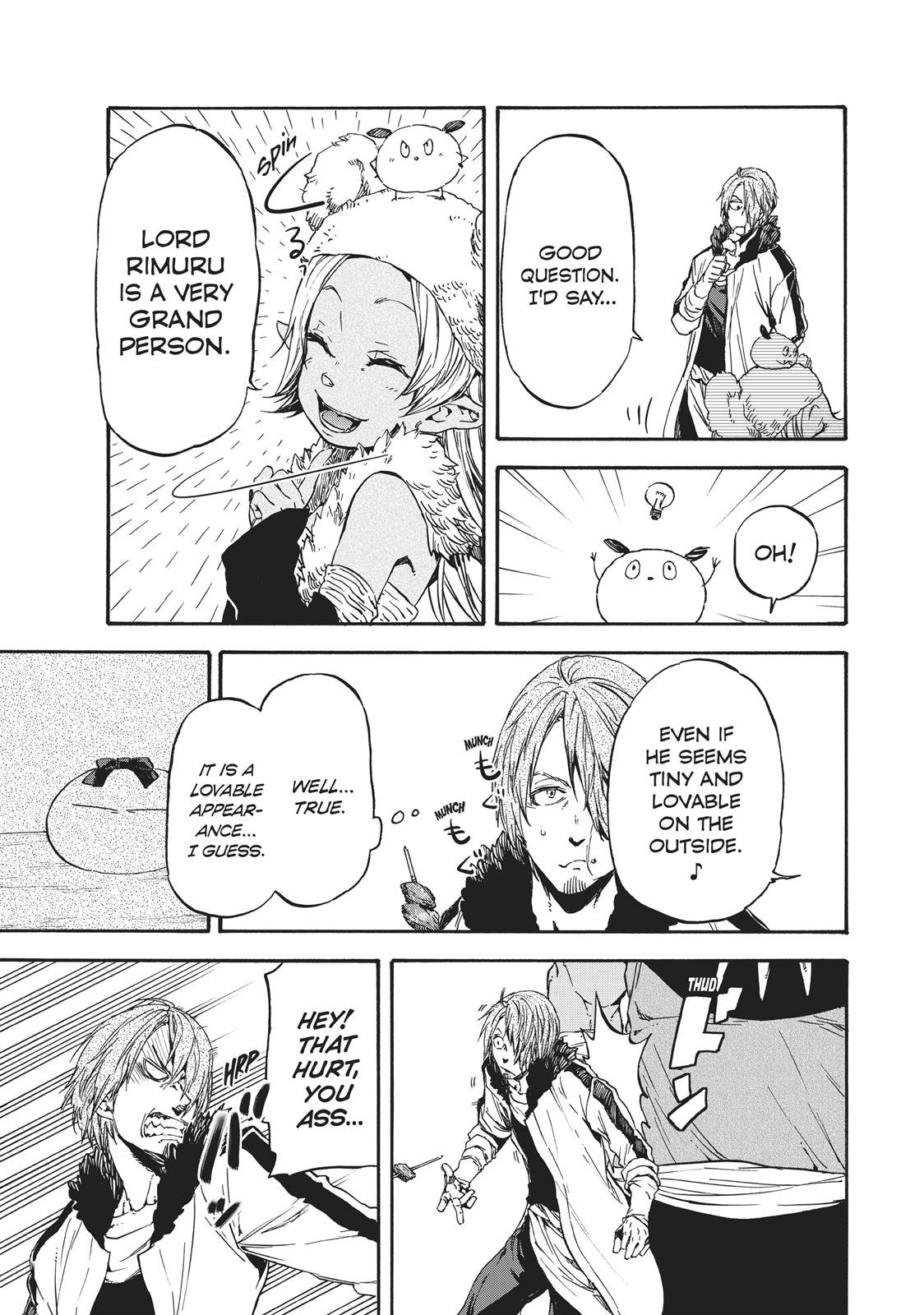 Tensei shitara Slime Datta Ken, Chapter 35 image 013
