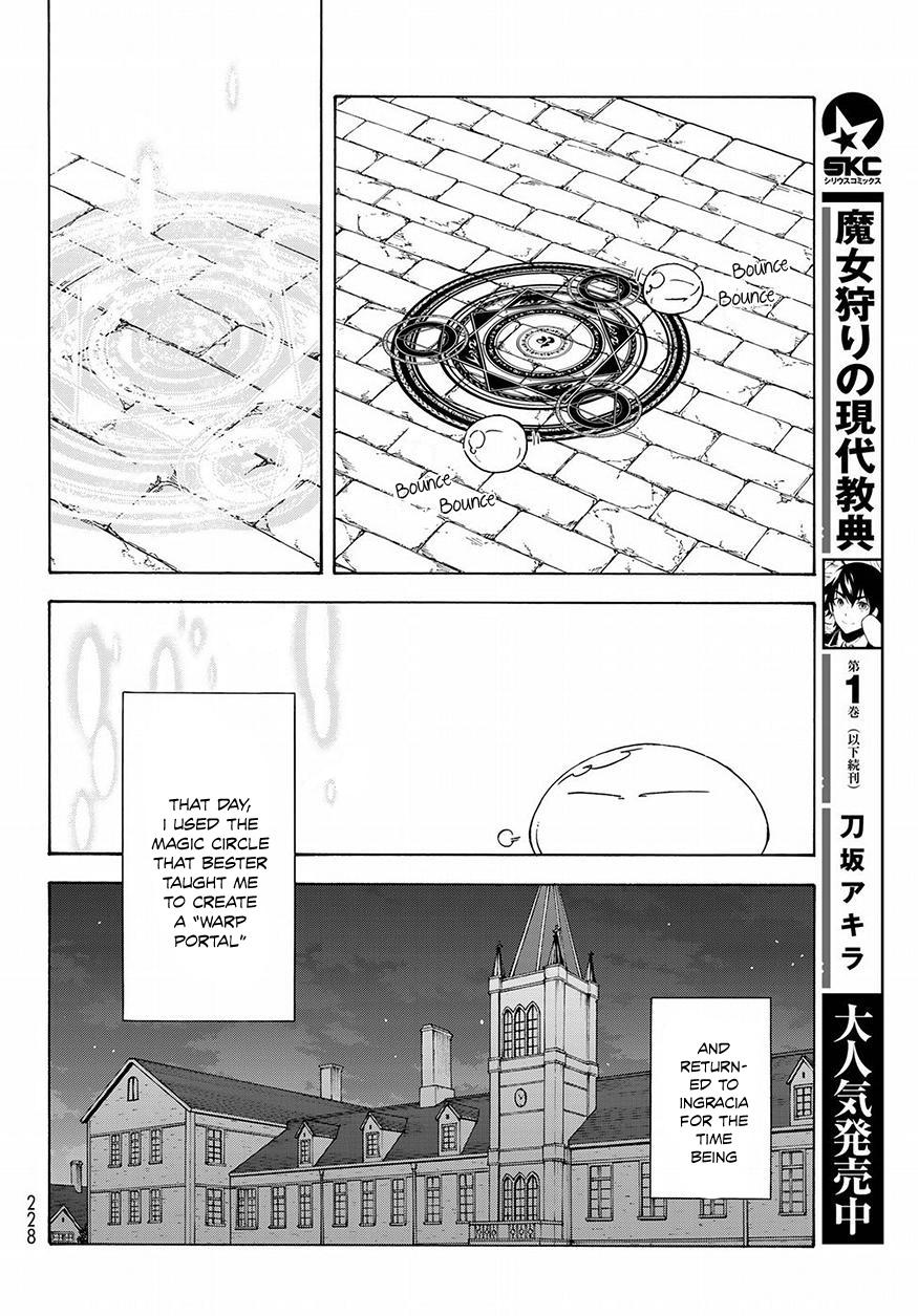 Tensei shitara Slime Datta Ken, Chapter 50 image 023