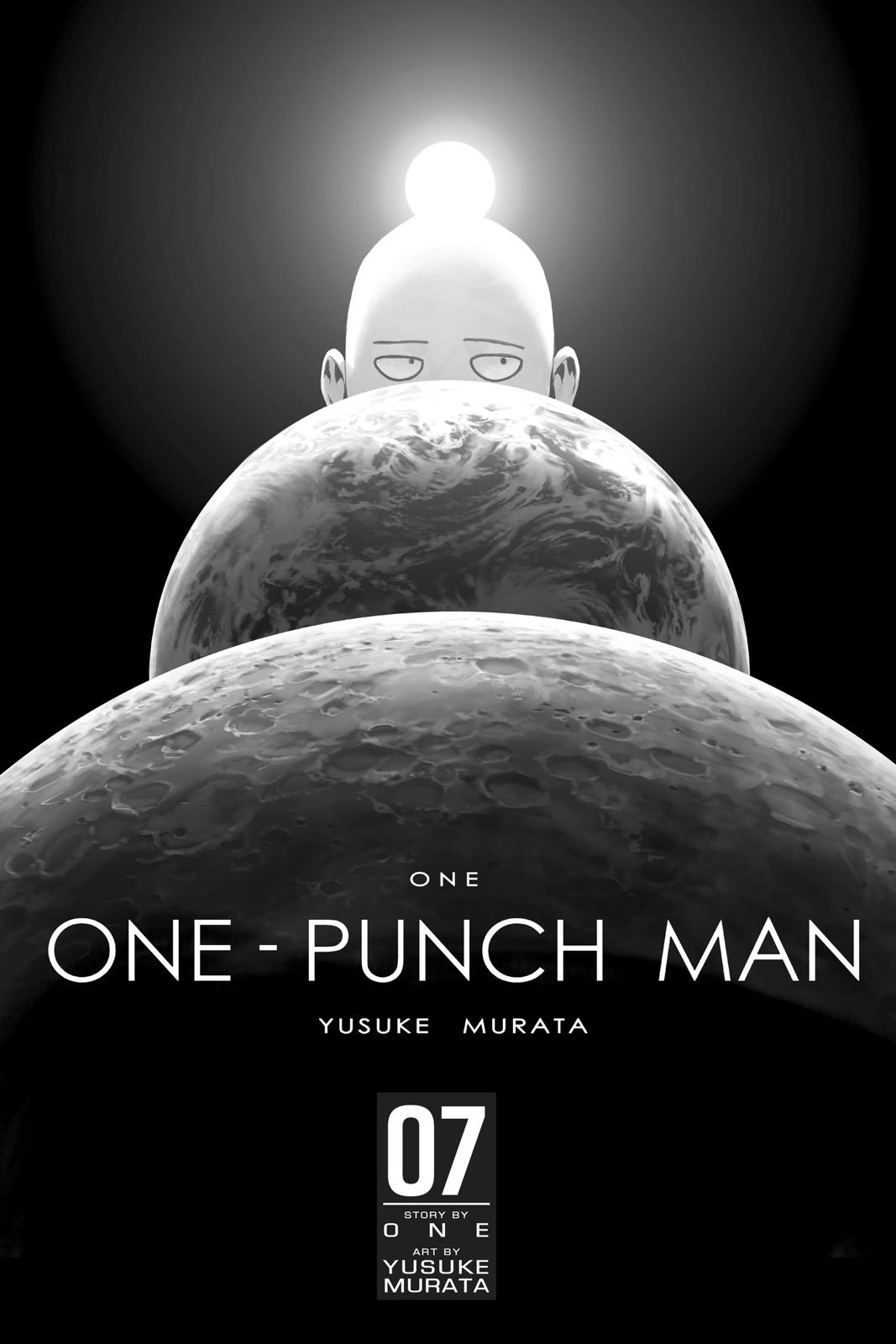 One-Punch Man, Chapter 35 image 004