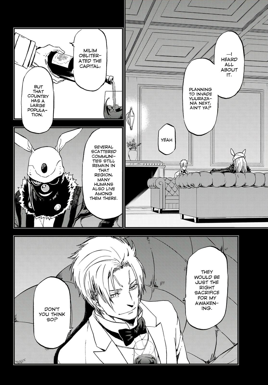 Tensei shitara Slime Datta Ken, Chapter 75 image 002