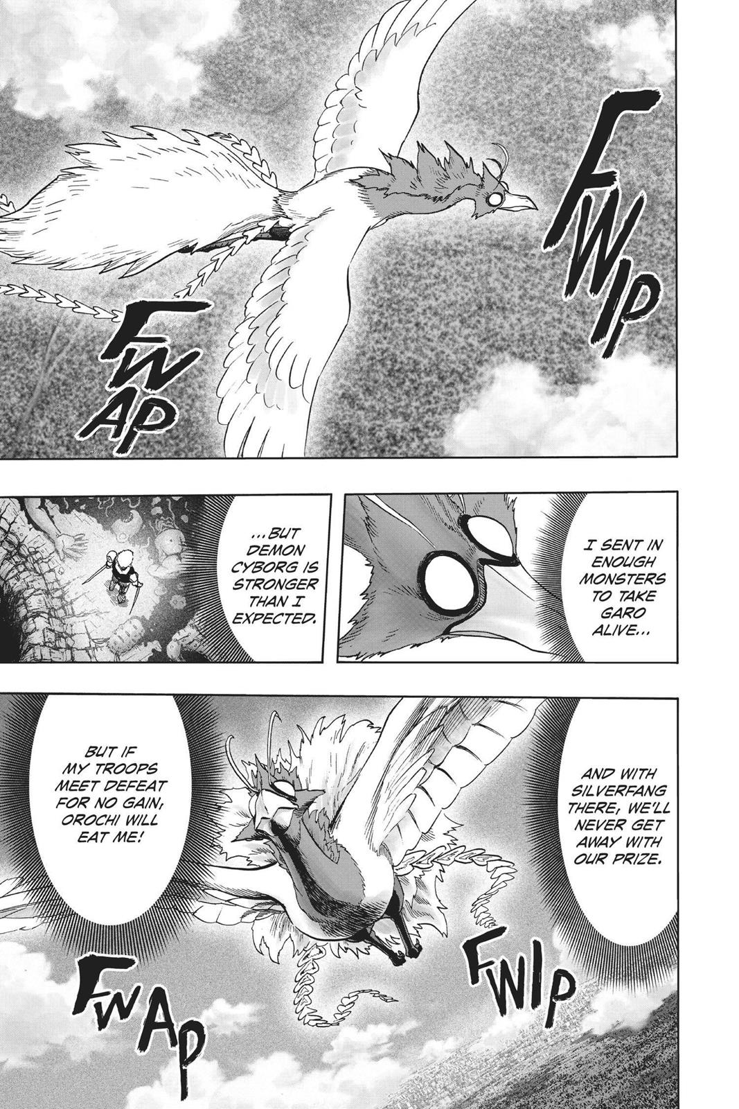 One-Punch Man, Chapter 84 image 019